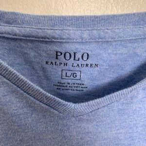 polo ralph lauren / t-shirt
